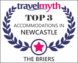 travelmyth Briers Badge