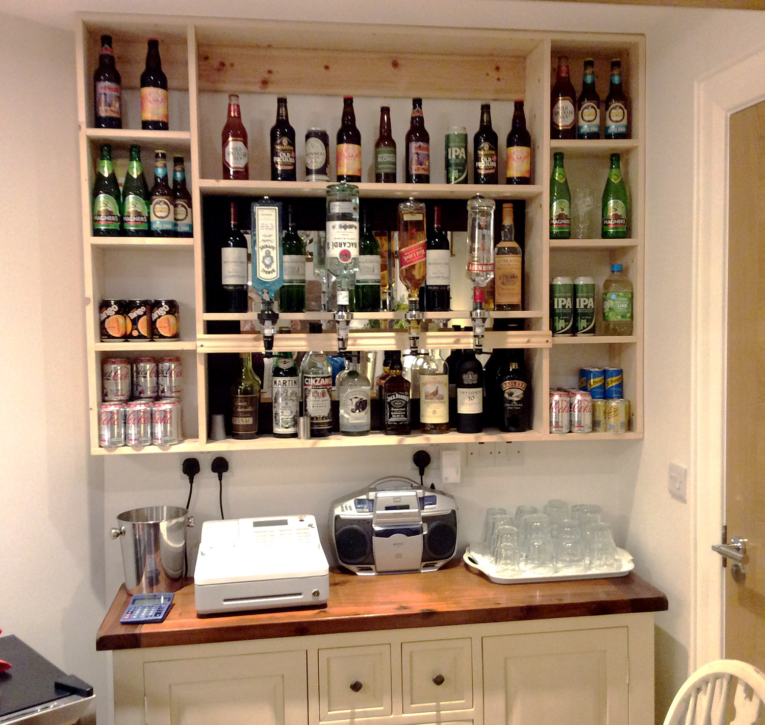 New Bar at The Briers