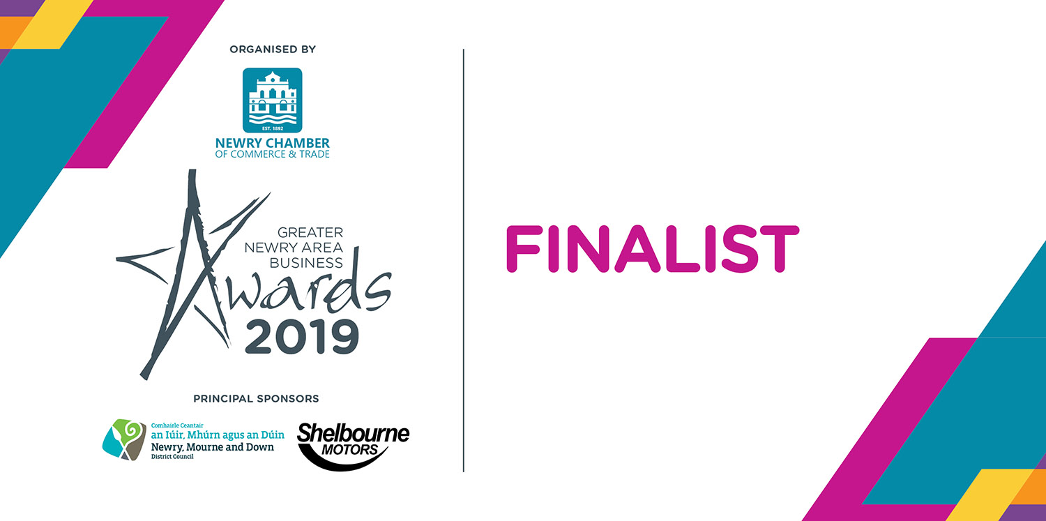 FINALIST - Greater Newry Area Business Awards 2019 - The Briers